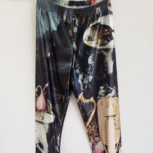 Pants - Garden of Earthly Delights Leggings